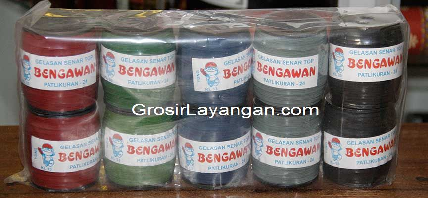 non competition glass string bengawan
