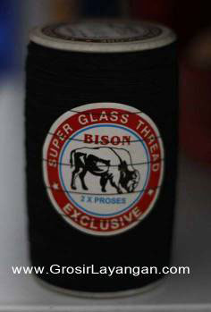 bison competition glass string