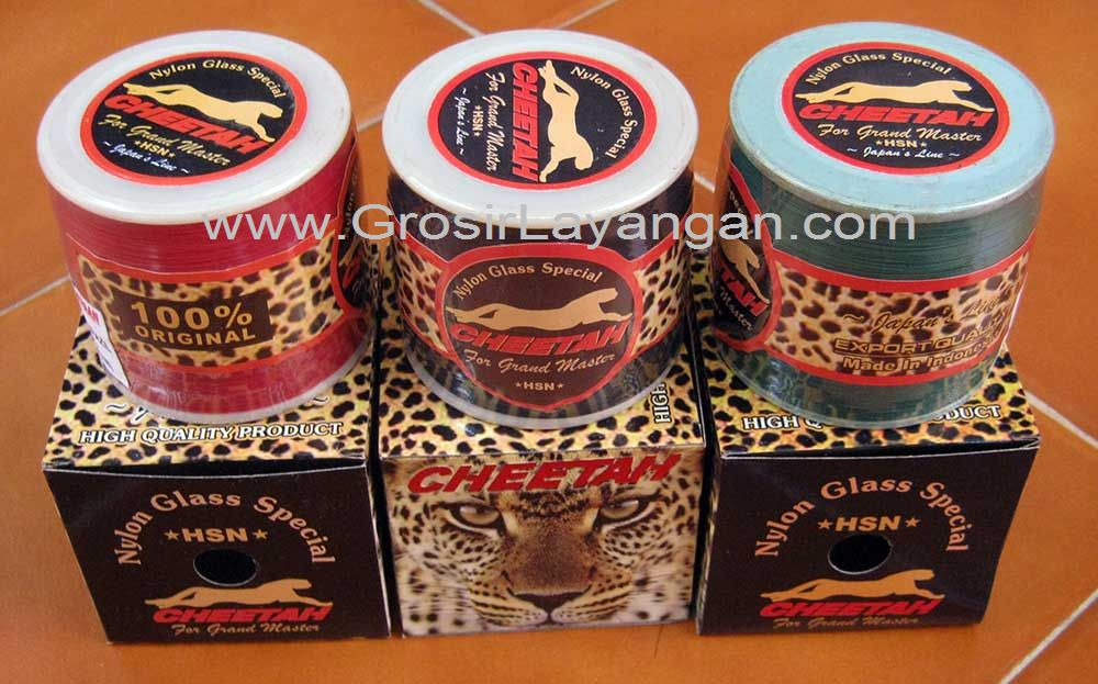 Original Cheetah Glass String
