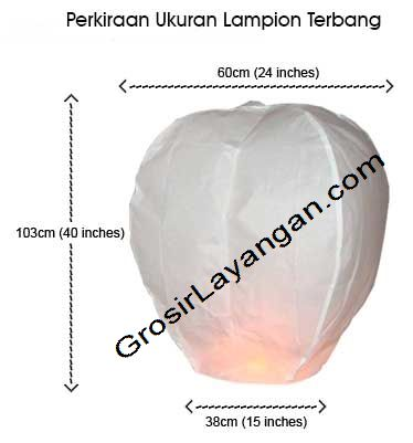 Search results for '' Lampion Kertas Terbang ''